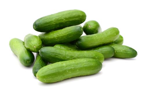 snack komkommers