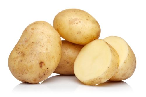aardappelen nieuw belgië wit /verpakt