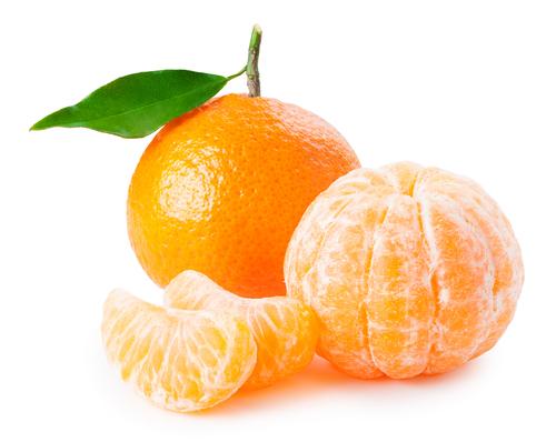 clementinen blad