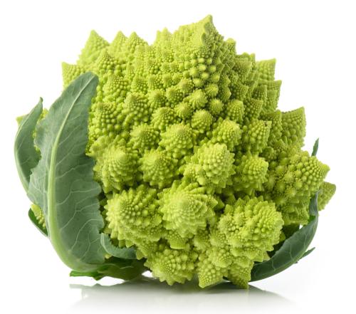bloemkool groen romanesco /stuk