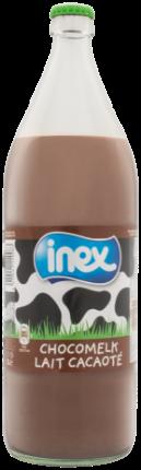 chocomelk mager inex 1/2 liter