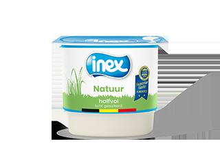 yoghurt halfvol inex 4x125g