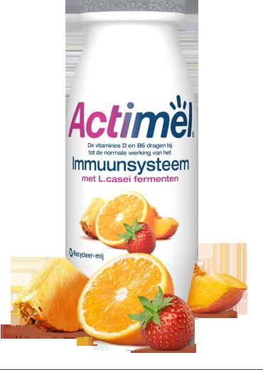 Actimel multifruit 8x100g
