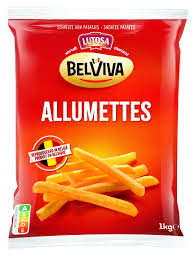 Lutosa DV friet allumettes 1 kg