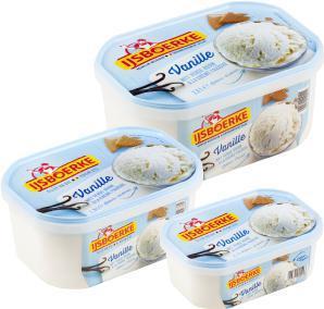 ijsboerke vanille 2.5 liter