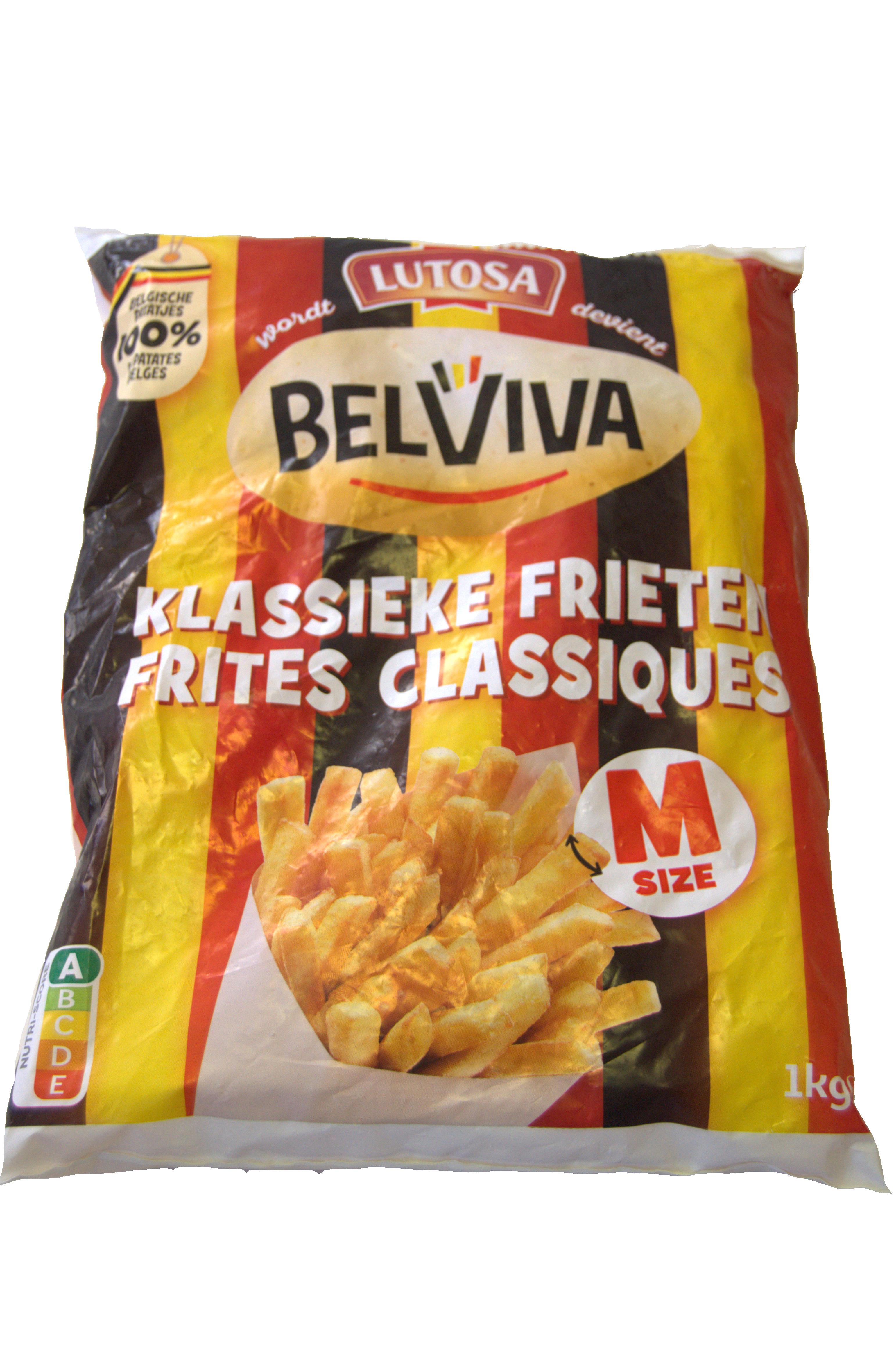 lutosa classic friet 1 kg