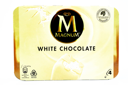 magnum white 6st