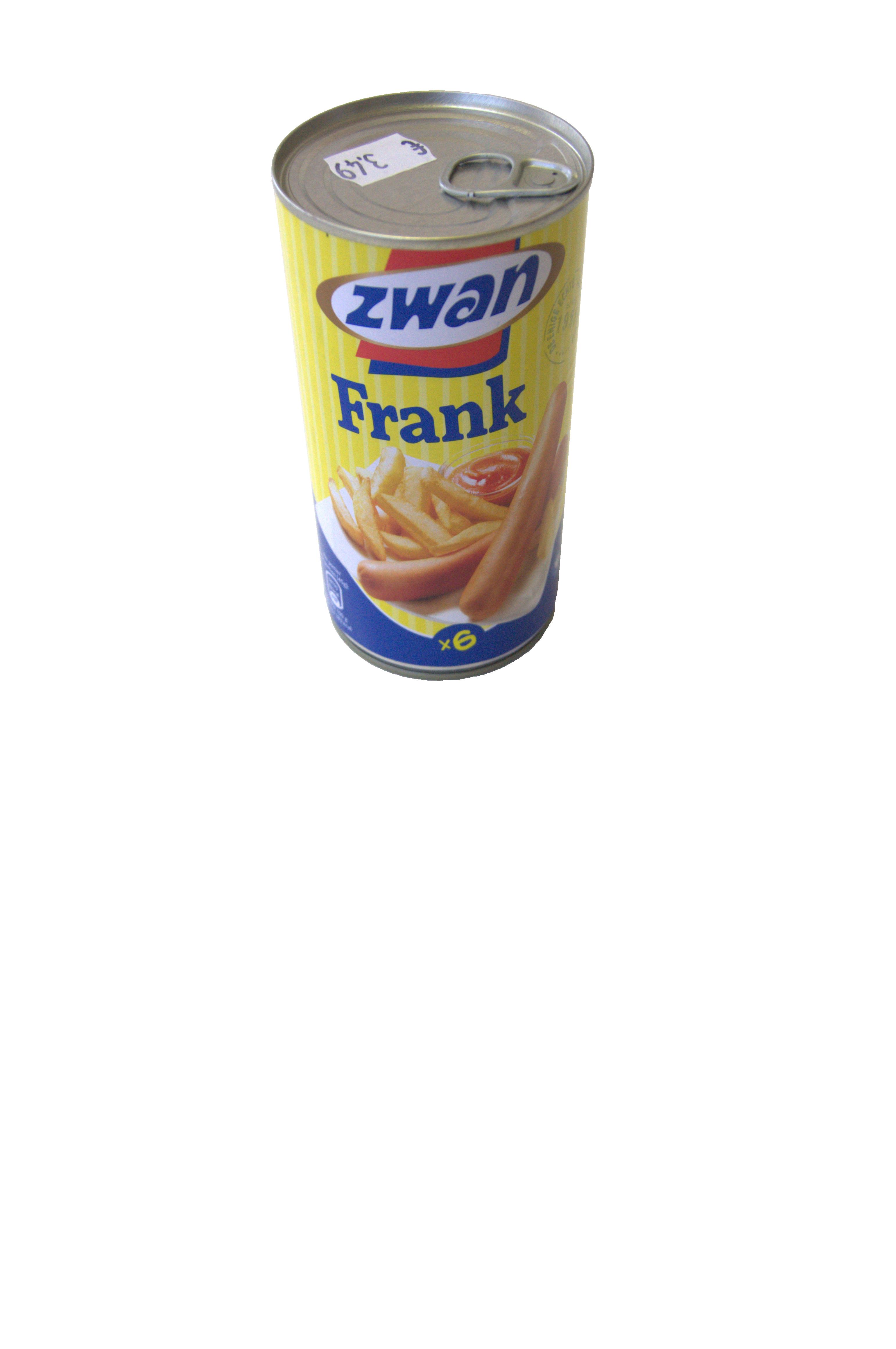 frankfurther worstjes Zwan 550g