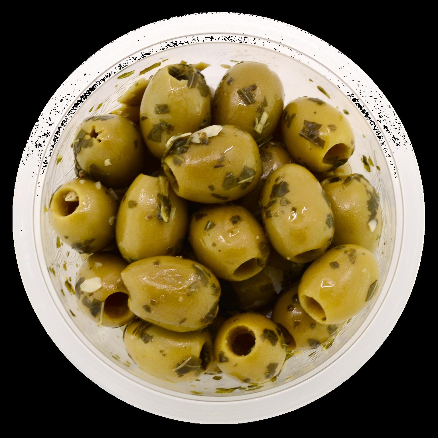 Père olive met look 150g