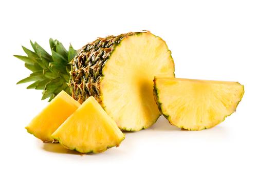 ananas zoet stuk
