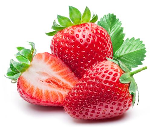 aardbeien 500 gr belgië